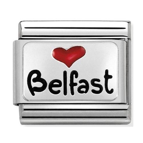 Nomination - Link 925 Silver 'Belfast' 330209/11