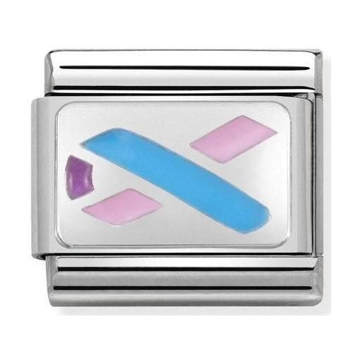 Nomination - Link 925 Silver 'Wstążka' 330280/20