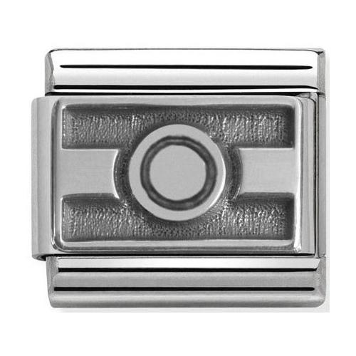 Nomination - Link 925 Silver 'Punkt' 330109/14