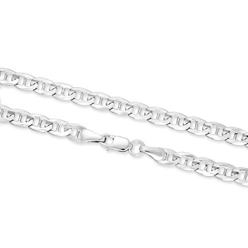 Srebrny Łańcuszek Gucci 56cm pr. 925