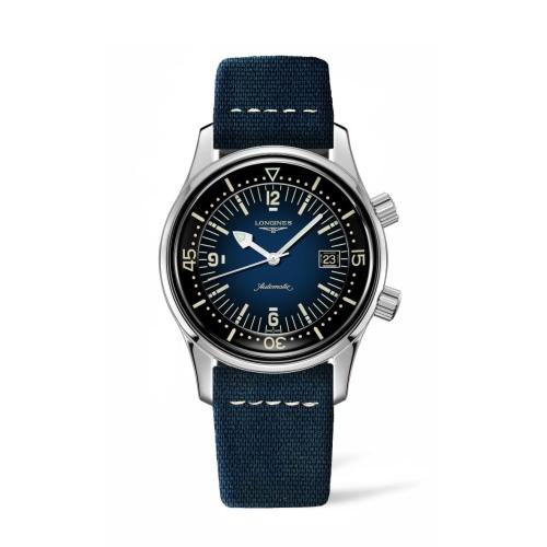 Zegarek Longines Legend Diver L3.774.8.58.9