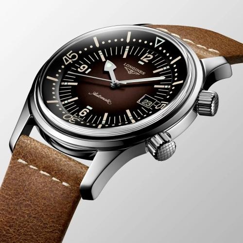 Zegarek Longines Legend Diver L3.774.4.60.2