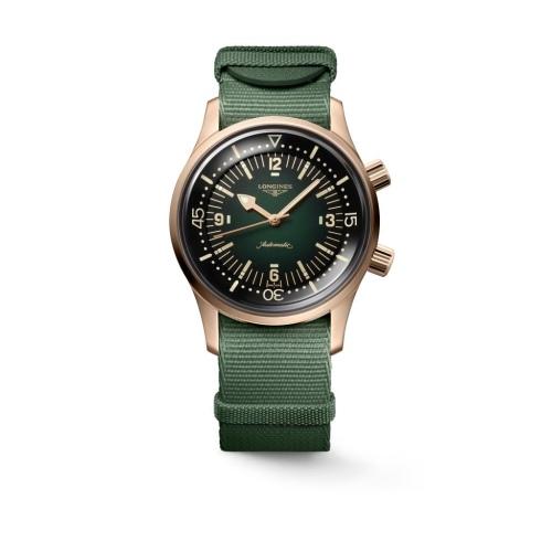 Zegarek Longines Legend Diver  L3.774.1.50.2