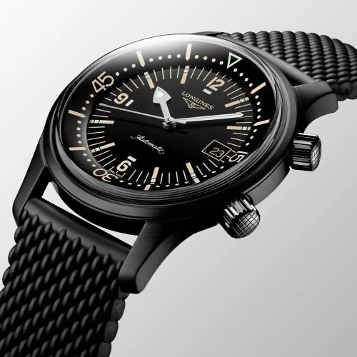 Zegarek Longines Legend Diver L3.774.2.50.9