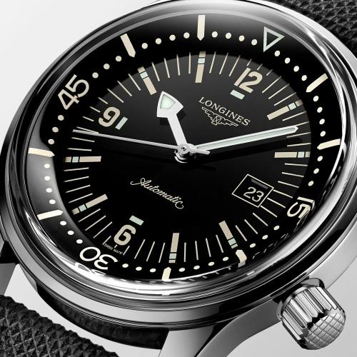 Zegarek Longines Legend Diver L3.774.4.50.0