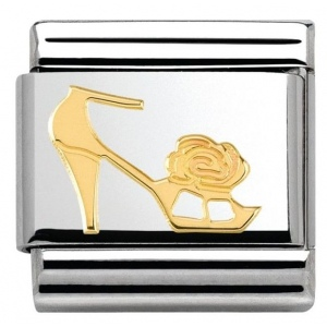 Nomination - Link 18K Gold Pantofelek 030162/17