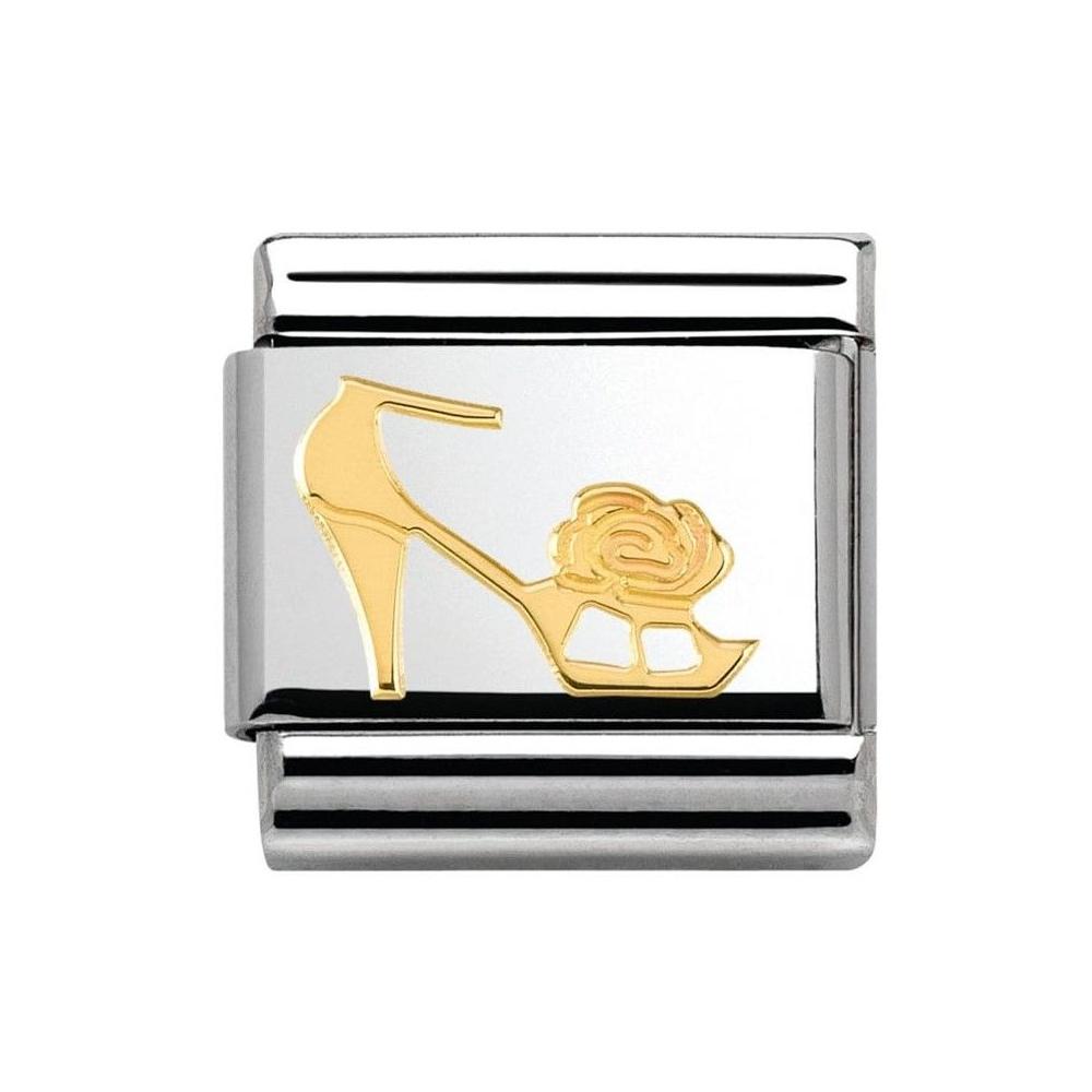 Nomination - Link 18K Gold Pantofelek 030162/17