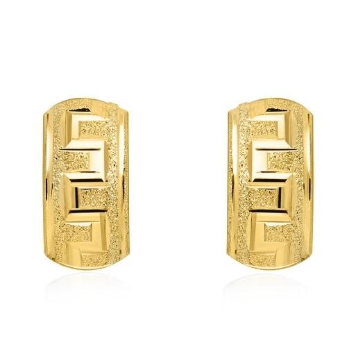 Złote kolczyki - Droga grecka pr.585