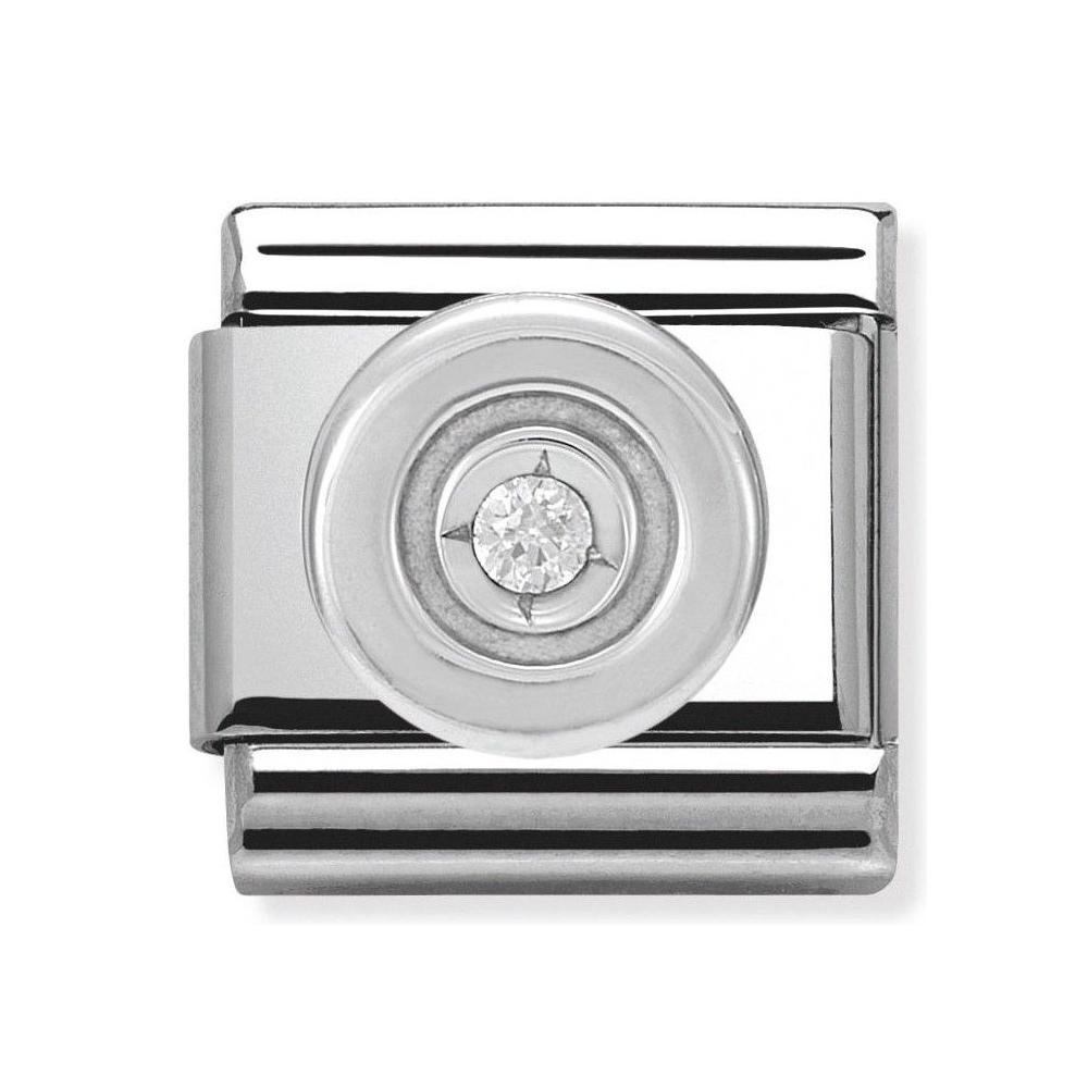 Nomination - Link 925 Silver Circle 330303/01