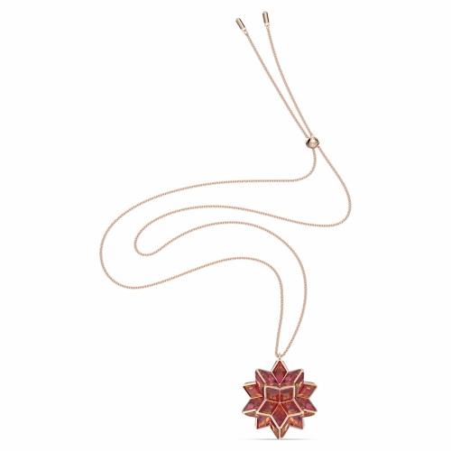 Naszyjnik Swarovski - Curiosa, Rose Gold 5600505