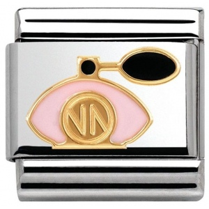 Nomination - Link 18K Gold 'Perfumy' 030285/13