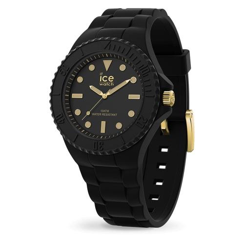 Zegarek Ice-Watch 019156 ICE Generation - Black Gold rozm. M