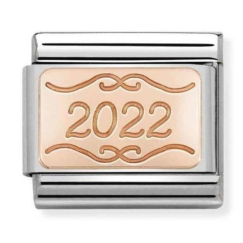 Nomination - Link 9K Rose Gold '2022' 430101/52