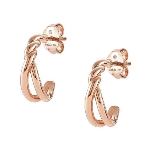 Kolczyki Nomination Steel Rose Gold - Endless 149107/011