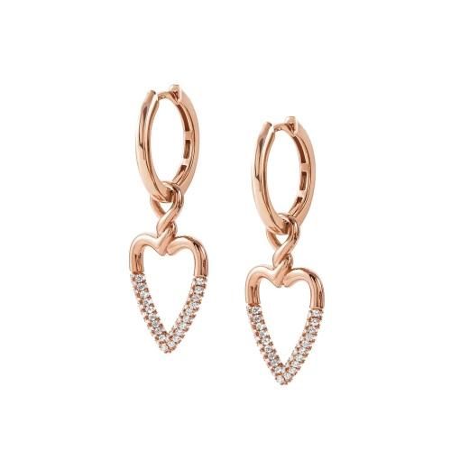 Kolczyki Nomination Steel Rose Gold - Endless 149108/002