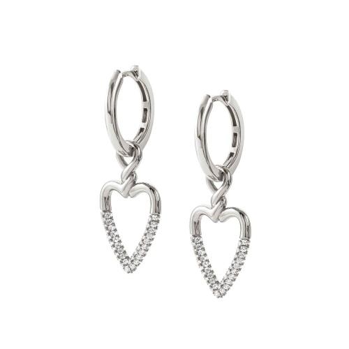 Kolczyki Nomination Steel Silver - Endless 149108/001