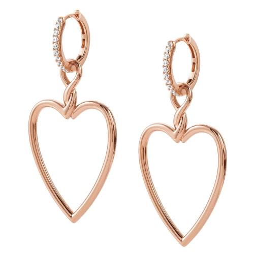 Kolczyki Nomination Steel Rose Gold - Endless 149119/002