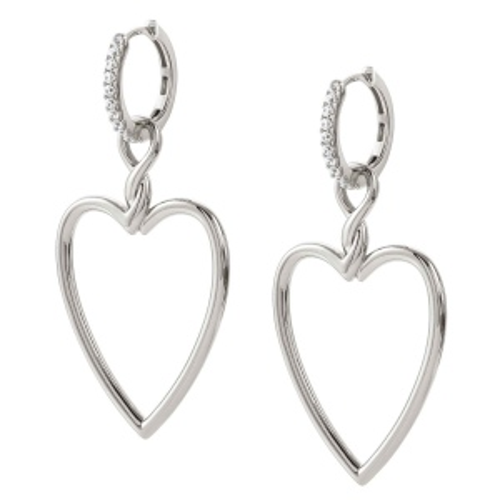 Kolczyki Nomination Steel Silver - Endless 149109/001