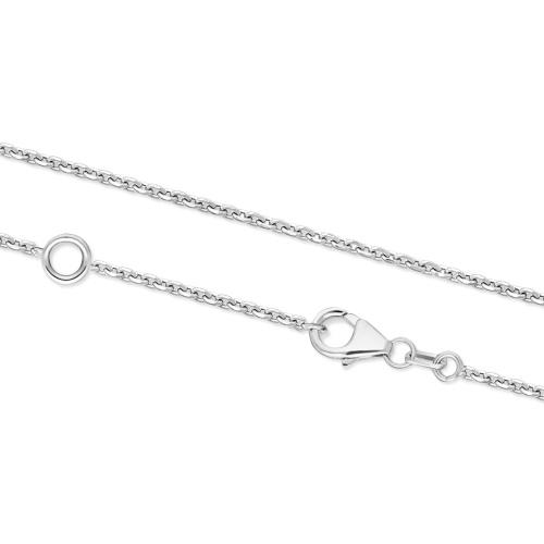 Złoty łańcuszek - Ankier 42-45cm pr.585