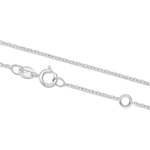 Złoty łańcuszek - Ankier 45-50cm pr.585