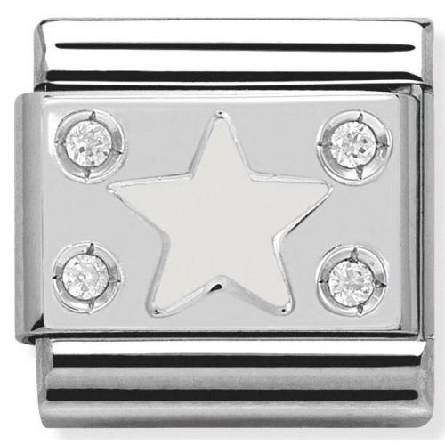 Nomination - Link 925 Silver 'Gwiazda' 330306/04