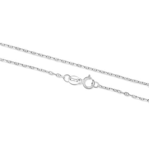 Złoty łańcuszek - Gucci 42cm pr.585