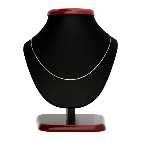 Złoty łańcuszek - Lisi Ogon 45cm pr.585