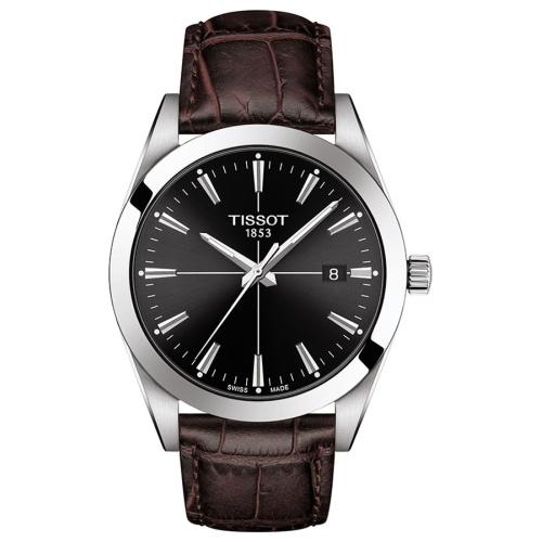 Zegarek Tissot T127.410.16.051.01 Gentleman Quartz