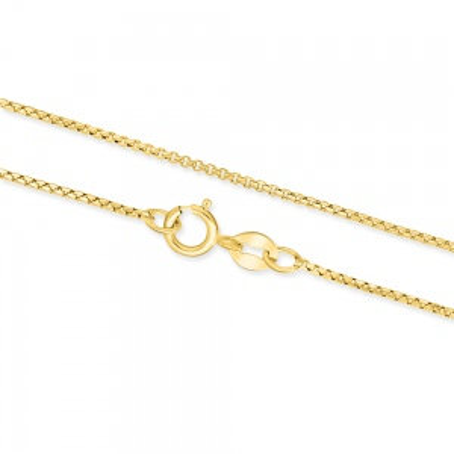 Złoty Łańcuszek 45cm pr. 585