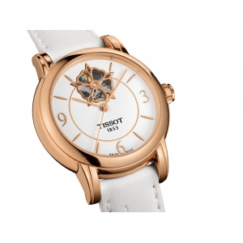 Tissot T-Lady T050.207.37.017.04 Lady Heart Automatic