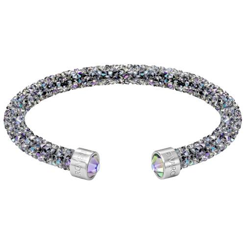 Bransoletka SWAROVSKI - Crystaldust Cuff, Paradise Shine 5273639