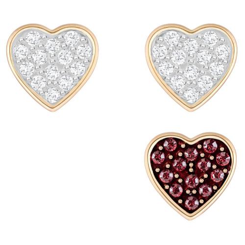 Kolczyki SWAROVSKI - Crystal Wished Pierced Earrings Set 5272369
