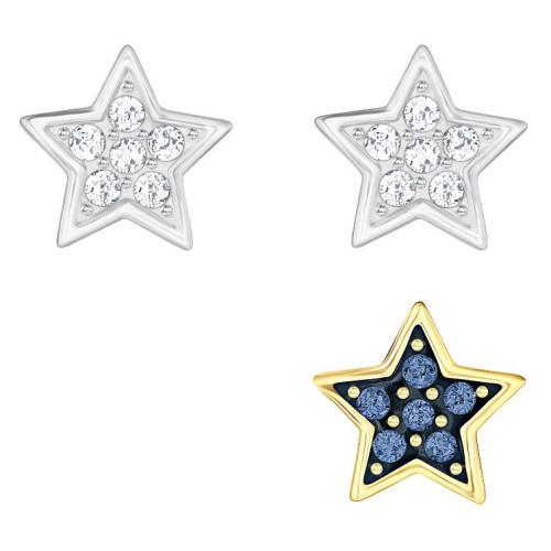Kolczyki SWAROVSKI - Crystal Wished Pierced Earrings Set 5276612