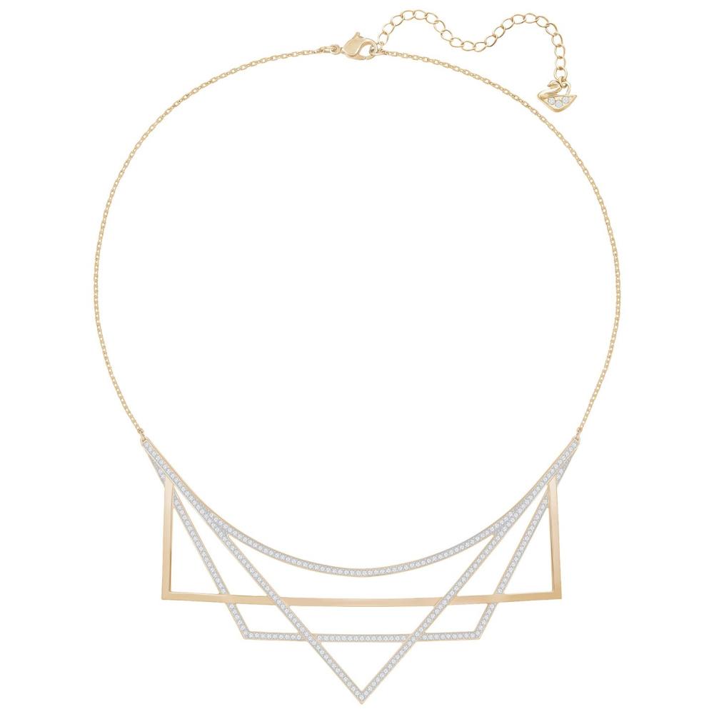 Naszyjnik SWAROVSKI - Geometry Rose Gold 5265587