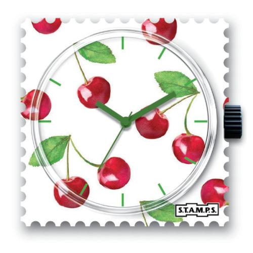 Zegarek STAMPS - 104290 Merry Cherry