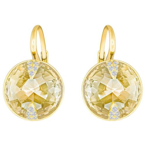 Kolczyki SWAROVSKI - Globe Pierced Gold 5276281