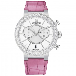 Zegarek Swarovski Citra Sphere Chrono Pink Watch 5096008