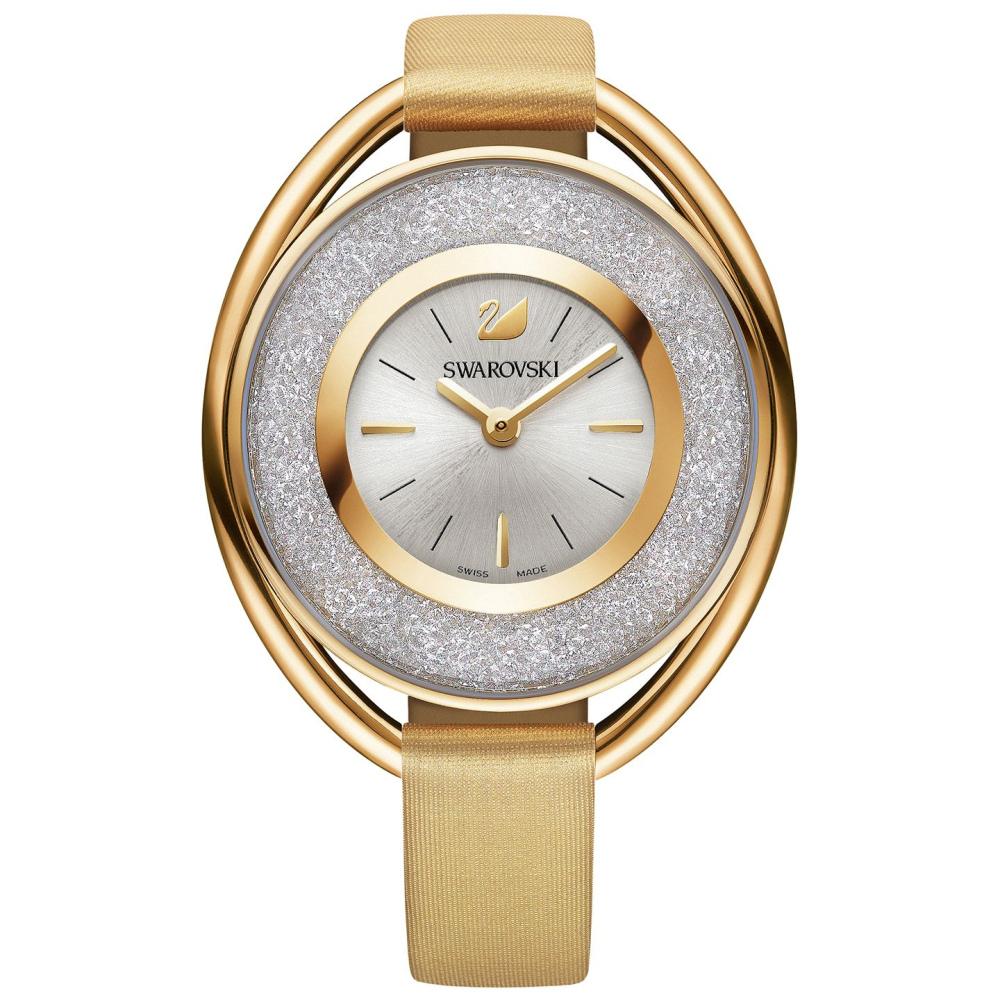 Zegarek Swarovski Crystalline Oval Gold Tone 5158972