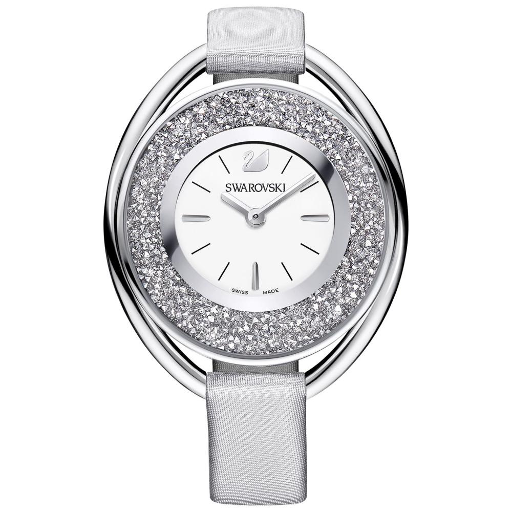 Zegarek Swarovski Crystalline Oval White 5158548