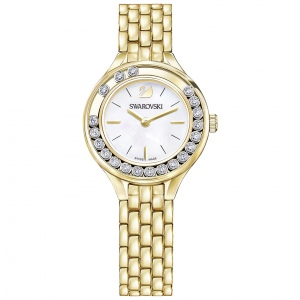 Zegarek Swarovski Lovely Crystals Mini Gold Tone 5242895