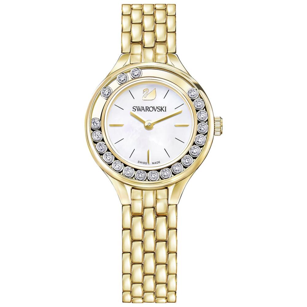 Zegarek Swarovski Lovely Crystals Mini Gold Tone 5242895