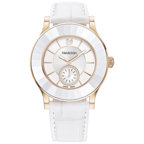 Zegarek Swarovski Octea Classica White Rose Gold Tone 5043143