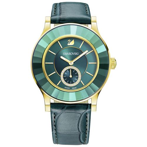 Zegarek Swarovski Octea Classica Emerald Rose Gold Tone 5123124