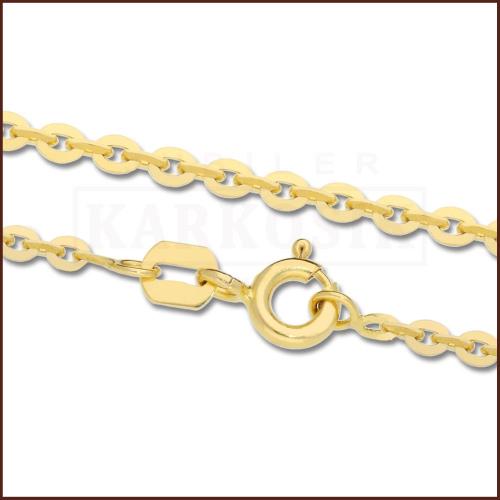 Złoty Łańcuszek Ankier 45 cm pr. 585
