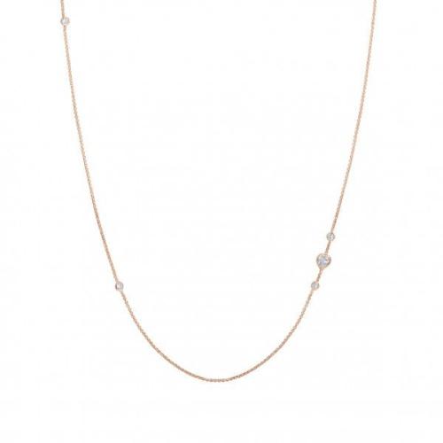 Naszyjnik Nomination Rose Gold - Bella 142685/002