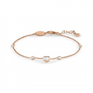 Bransoletka Nomination Rose Gold - Bella 142681/002