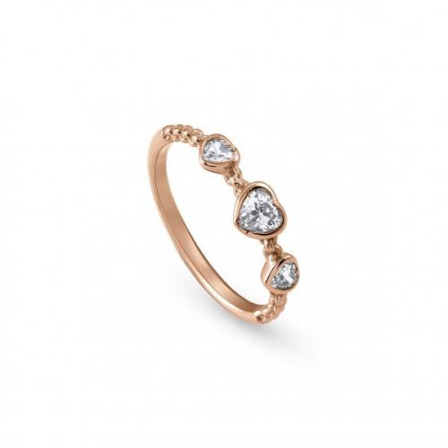 Pierścionek Nomination Rose Gold - Bella 142680/002/023 14