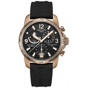 Certina C001.639.97.057.04 DS Podium Chrono GMT
