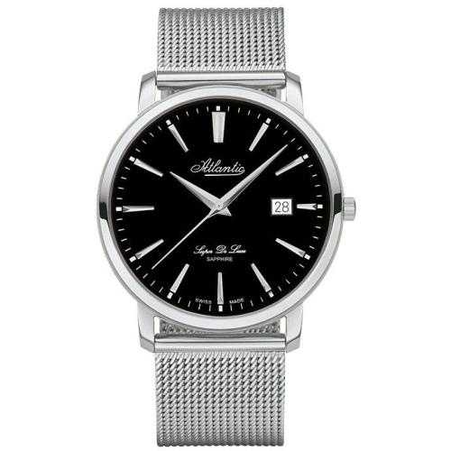 Zegarek Męski Atlantic 64356.41.61 Super De Luxe