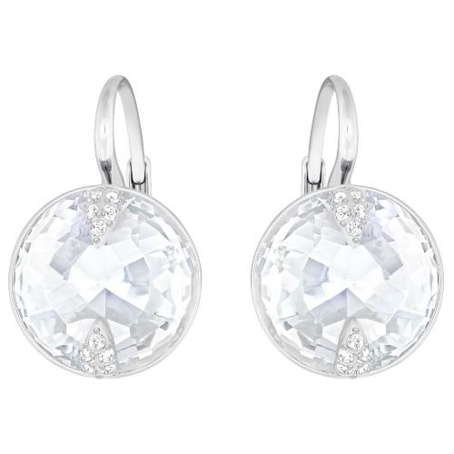 Kolczyki SWAROVSKI - Globe Pierced White 5274314